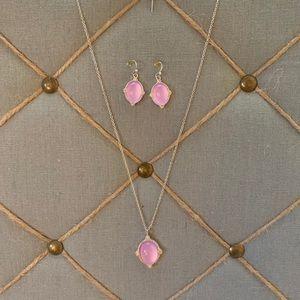Pretty Avon Jewelry set